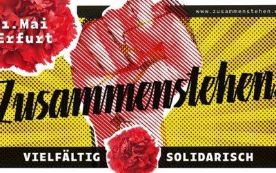 Zusammenstehen – vielfältig solidarisch