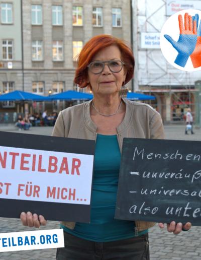 Gisela Kallenbach, Aufruf 2019