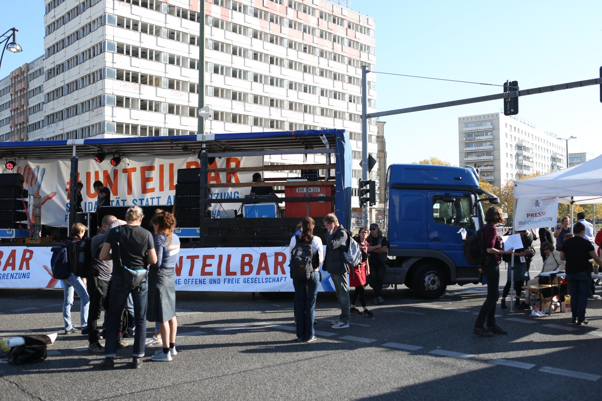 Demo Dresden | unteilbar org