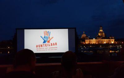 Alle Infos zur #unteilbar Demo am 24. August in Dresden