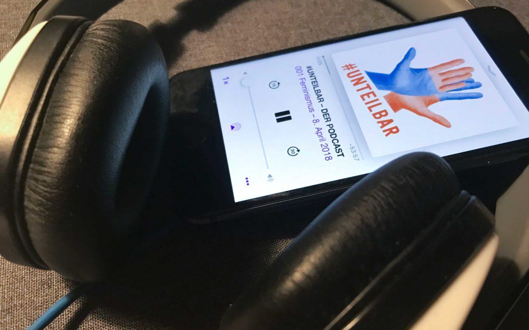#unteilbar Podcast 002 – Flucht und Migration