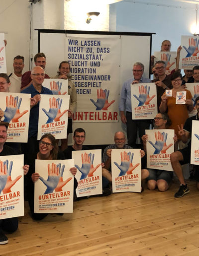 #unteilbar-Treffen Berlin 2019, CC-BY 4.0 unteilbar.org