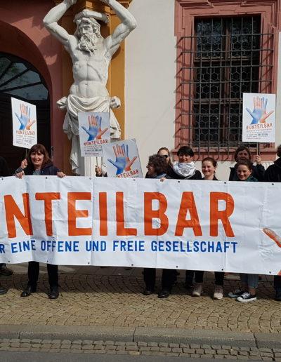 #unteilbar am 1. Mai 2019 in Erfurt, CC-BY 4.0 unteilbar.org