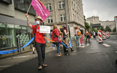 #unteilbar-Aktionstag am 14. Juni 2020: #SoGehtSolidarisch