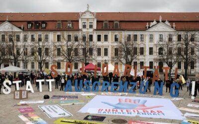 #unteilbar-Regionalbündnisse starten in das Kampagnenjahr – Kein Vorbeikommen am Solidarischen Osten!